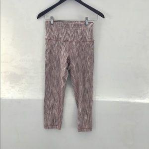 Lululemon Wunder Under Crop Pant